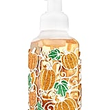 Glittery Pumpkin Vines Gentle Foaming Soap Holder