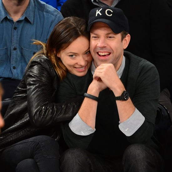 Olivia Wilde and Jason Sudeikis Sweet Pictures Together