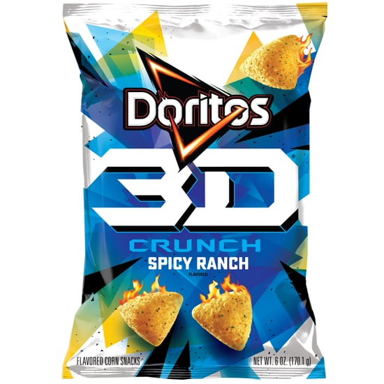 3D Doritos Are Returning to Shelves This Month