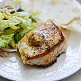Seared Sea Bass With Pistachio Butter