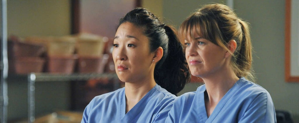 16 Meredith and Cristina Moments That Will Make You Think of Your Person