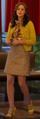 Gossip Style: Blair Waldorf