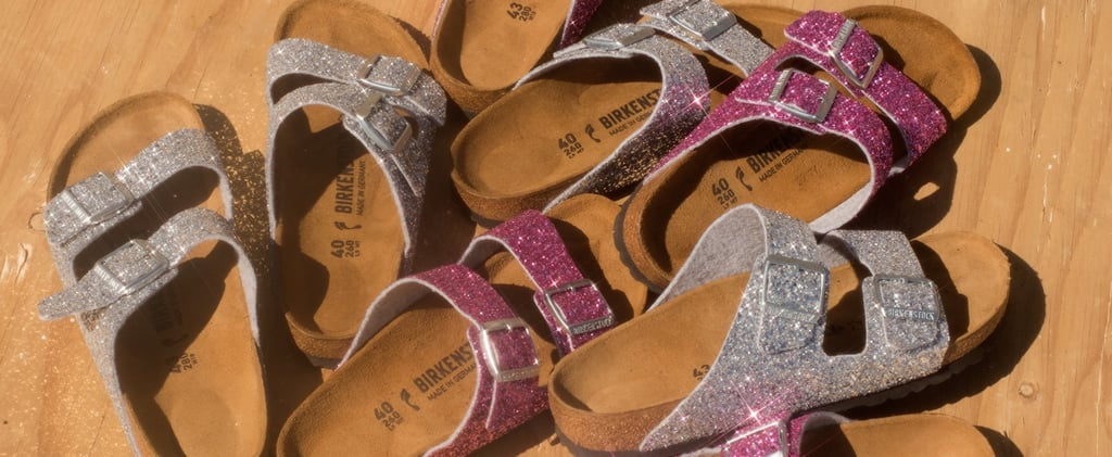 Birkenstock x Opening Ceremony Glitter Sandals