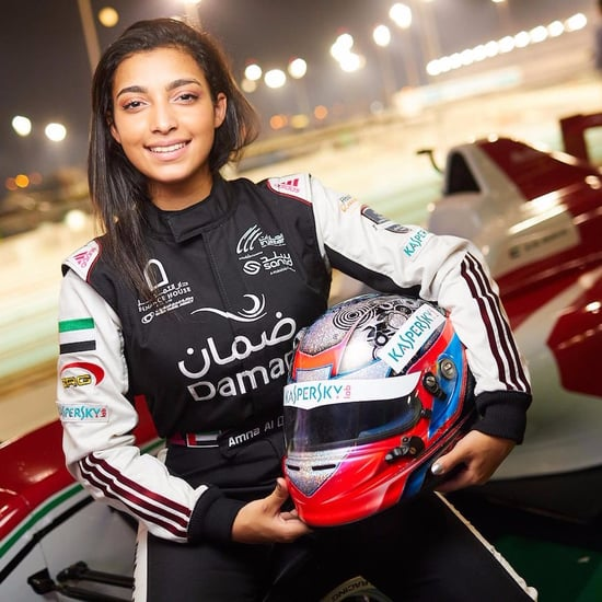Emirati Girl, 17, First Arab Woman to Compete in Formula 4