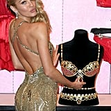 2013: Candice Swanepoel in the Royal Fantasy Bra