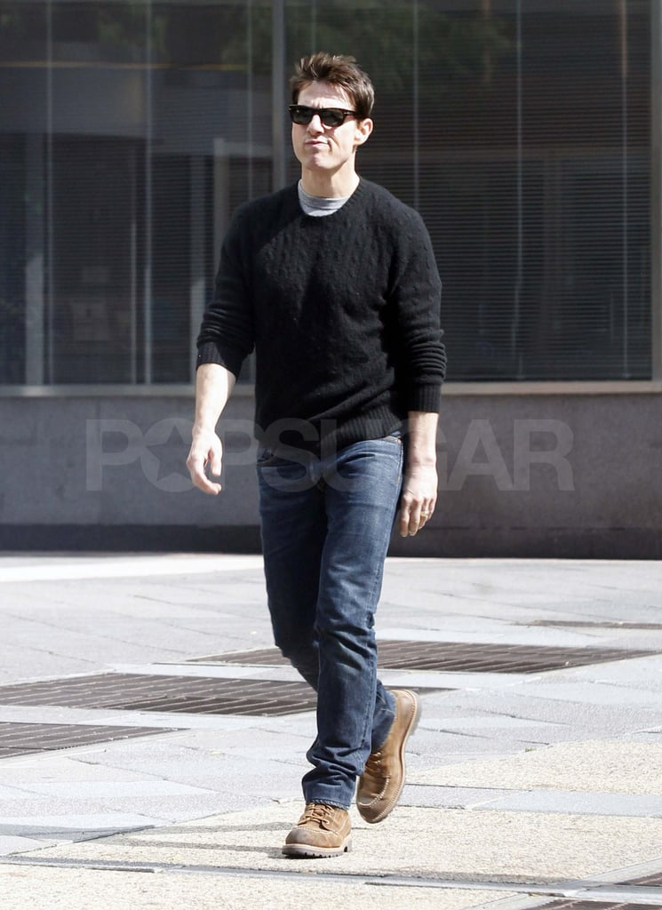 Tom cruise with short hair in nyc tom cruise short haircut tom cruise with short hair in nyc urmus