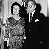 Jack Warner and Bette Davis (1964)
