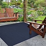 Basketweave Outdoor Rug