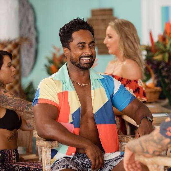 Reactions to Niranga Amarasinghe on Bachelor in Paradise