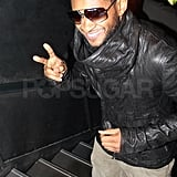 Usher Parties in Paris and Toasts to Another Successful Award Season