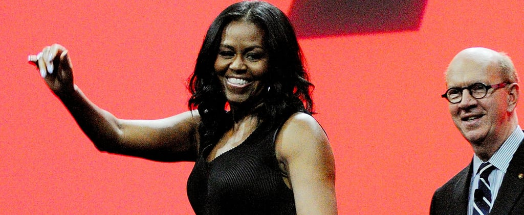 Michelle Obama Proves Your Vacation Dress Has Life Beyond the Beach