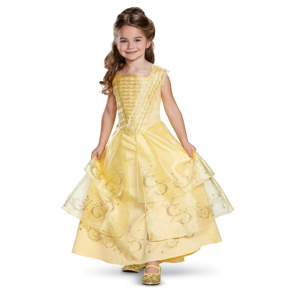 Princess Belle's  Costume