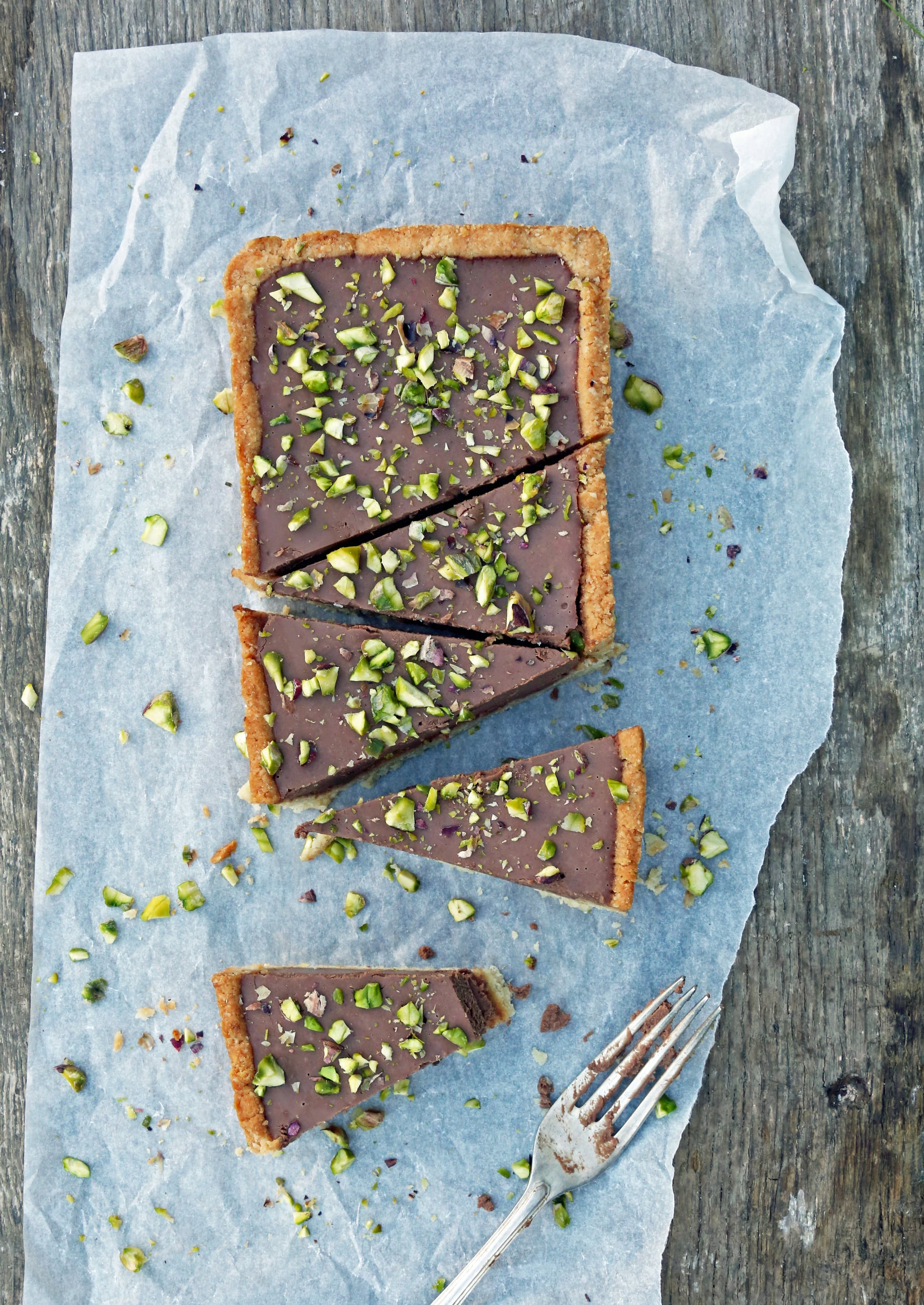 Meet the Chocolate Tart That'll Do More Than Satisfy Your Sweet Tooth