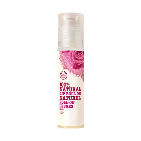 Review of The Body Shop's New Roll-On Lip Gloss