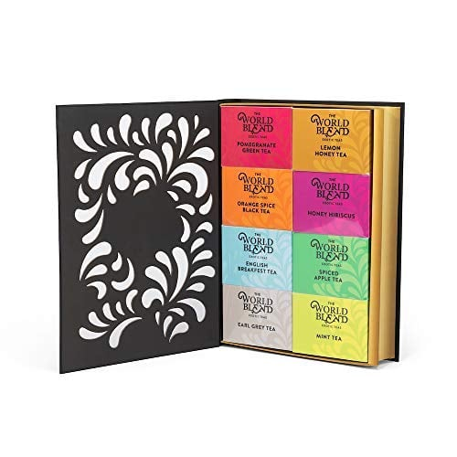 Thoughtfully Gifts, Tea Story: A Tea Lover's Gift Set