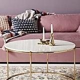 Leavenworth Marble Coffee Table