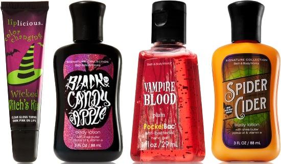 Halloween Mini Treats From Bath Body Works Popsugar Beauty