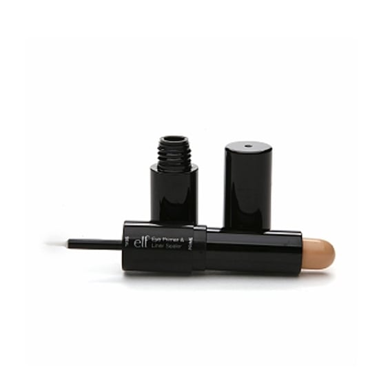 What's the use of gorgeous eye makeup that's just going to melt off later? Prime with Elf Studio Eye Primer and Liner Sealer ($3) to keep things in place.