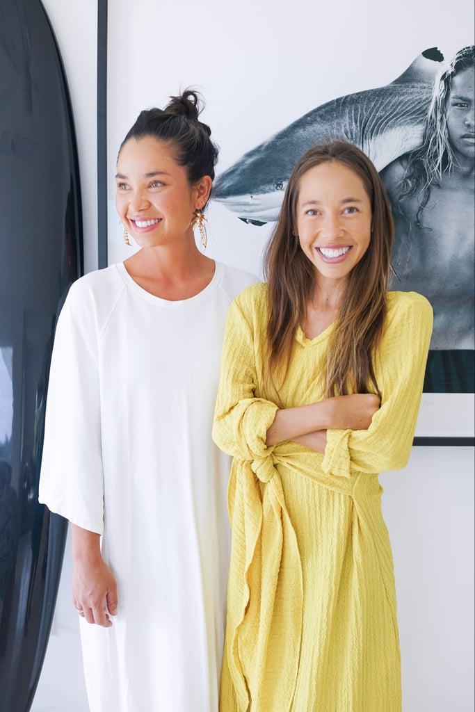 Mikoh Cofounders (and Sisters!) Oleema and Kalani Miller