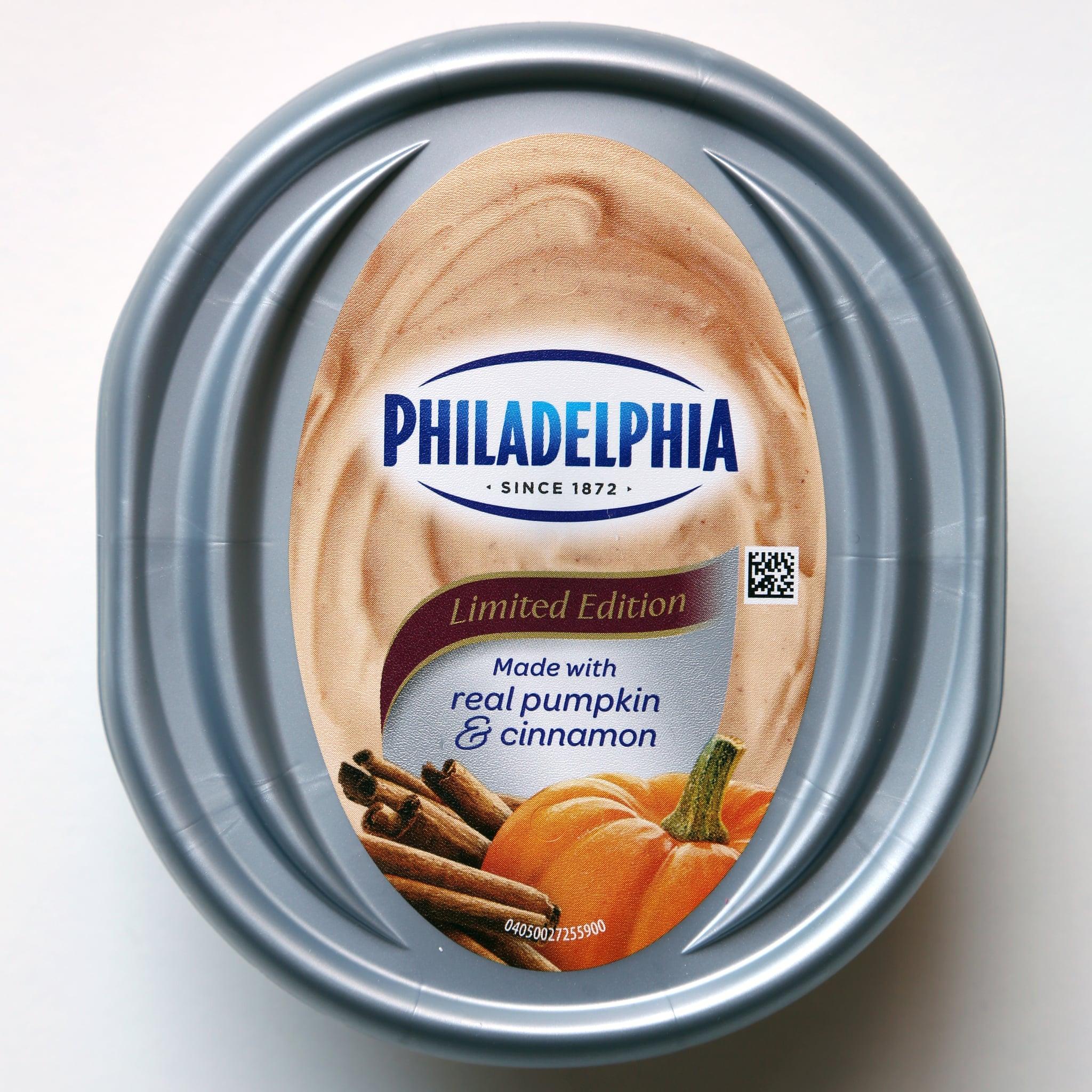 Philadelphia Pumpkin Spice Cream Cheese Spread | 80 ...