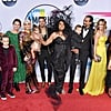 Diana Ross Has Her Massive, Proud Family by Her Side For a Huge Night at the AMAs