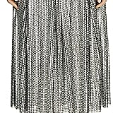 Maje Jaly Sequin Midi Skirt