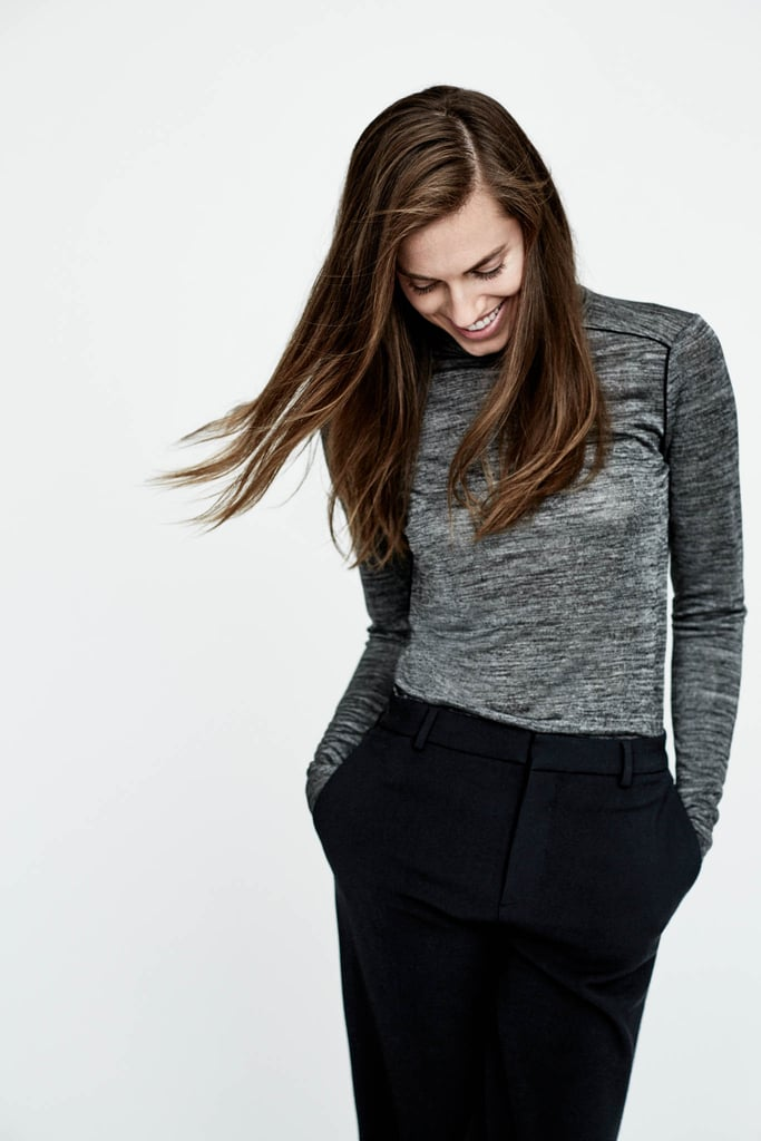 Allison Williams's Holiday Style Plan Involves Cashmere, as Every Woman's Should