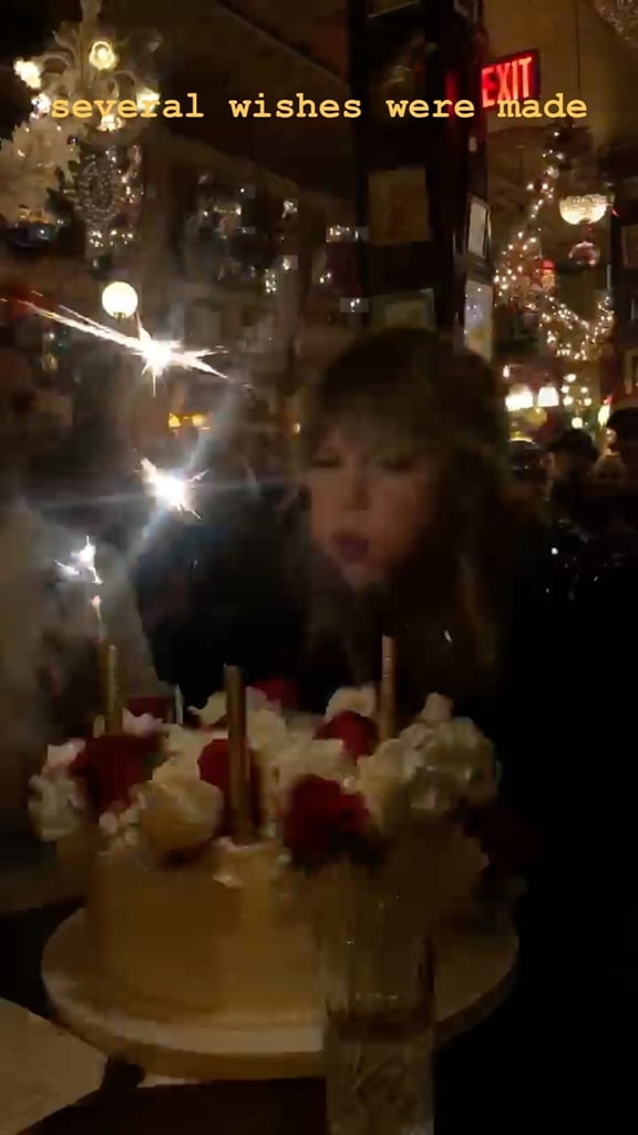 See Photos Of Taylor Swift S 30th Birthday Party Popsugar Celebrity
