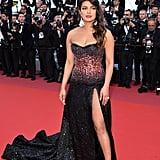 Priyanka Chopra at the 2019 Cannes Film Festival