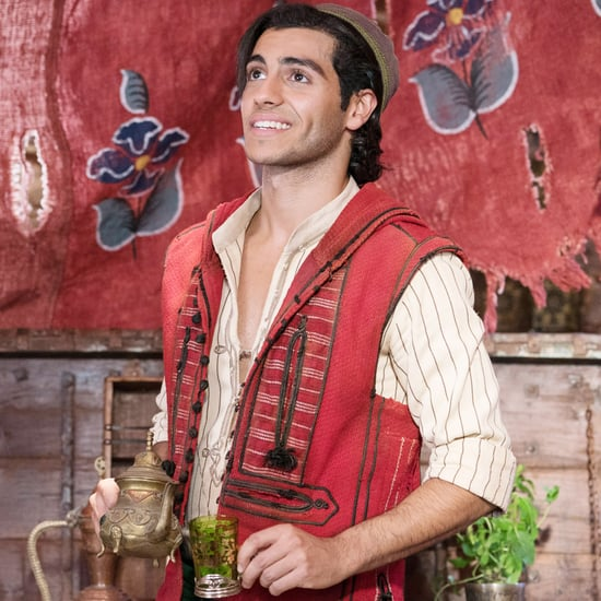 Why Isn't the New Aladdin Shirtless?