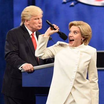 SNL Video Making Fun of Trump and Third Presidential Debate