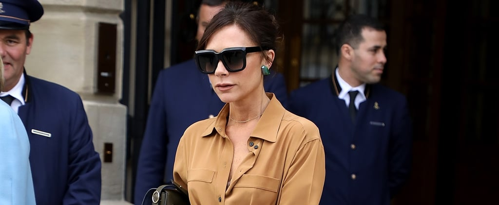 Victoria Beckham's Dress Will Confuse the Hell Out of You, and You'll Totally Love It