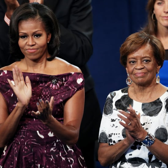Michelle Obama Talks About Her Mom on Jimmy Fallon