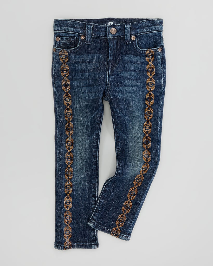 7 For All Mankind Spring Night Jeans