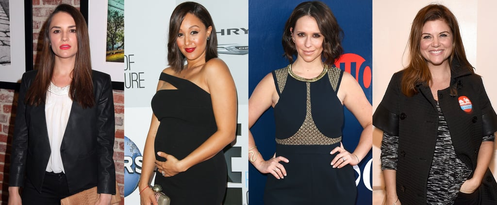 4 of Your Favourite '90s Stars Are Pregnant Right Now
