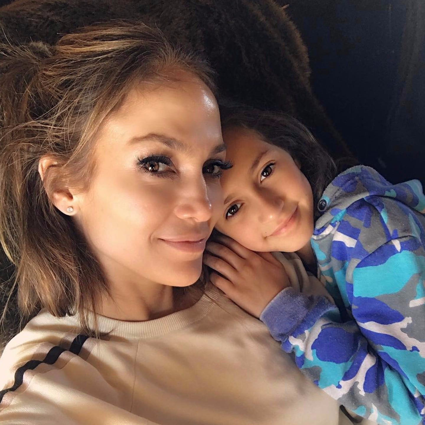 jennifer lopez s daughter popsugar latina
