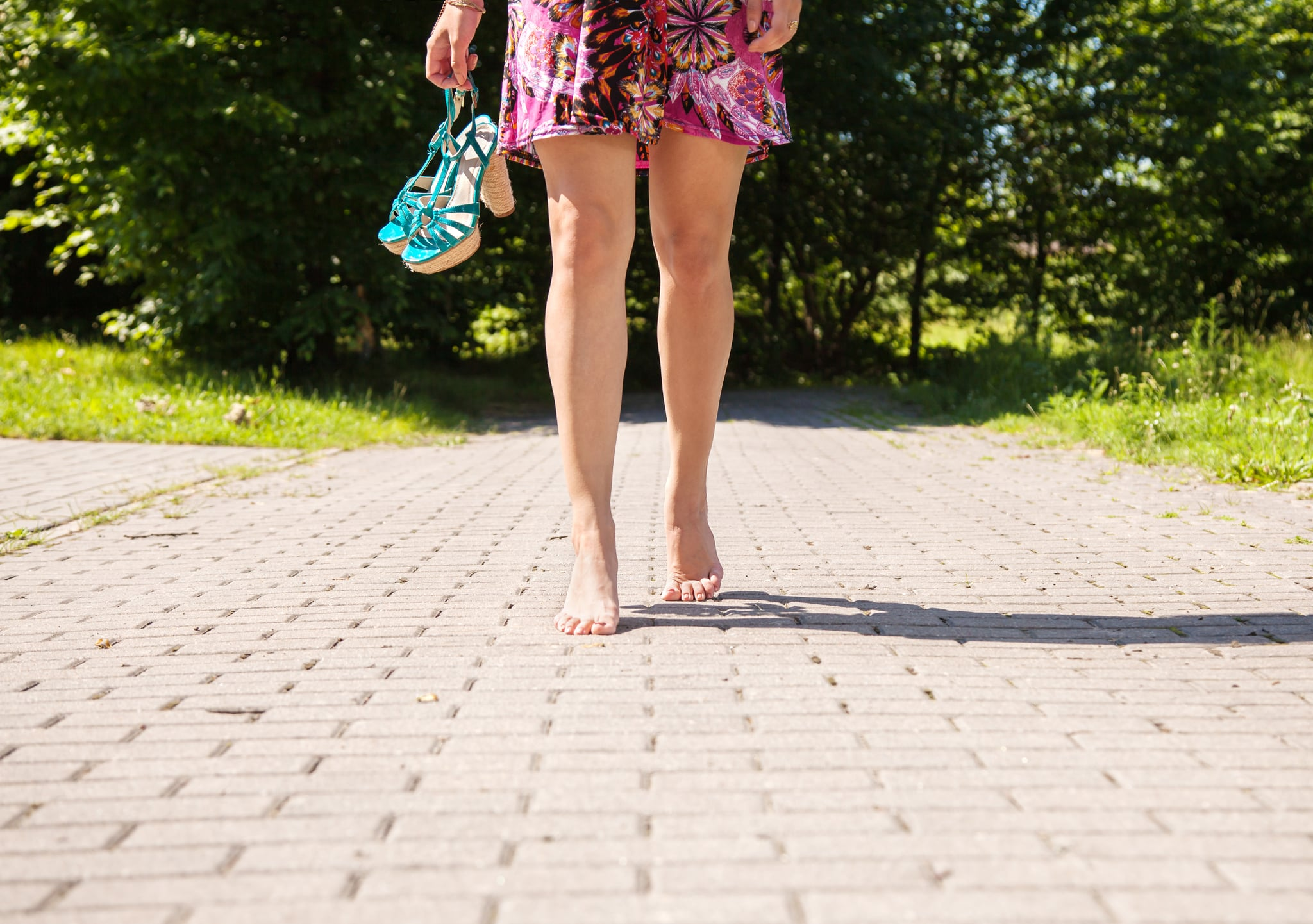 """The Morning After Casual Sex Isn't Embarrassing, So Let's All Stop Calling It the """"Walk of Shame"""""""