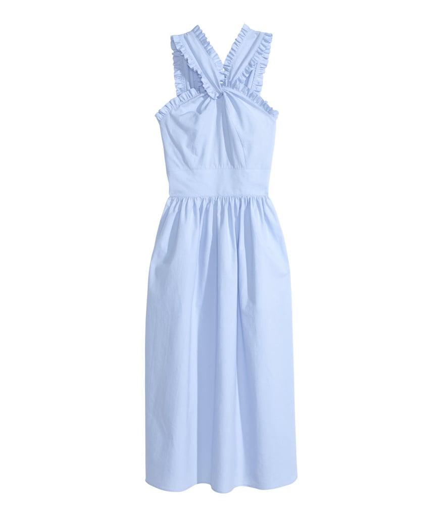 Cotton Dress ($70)