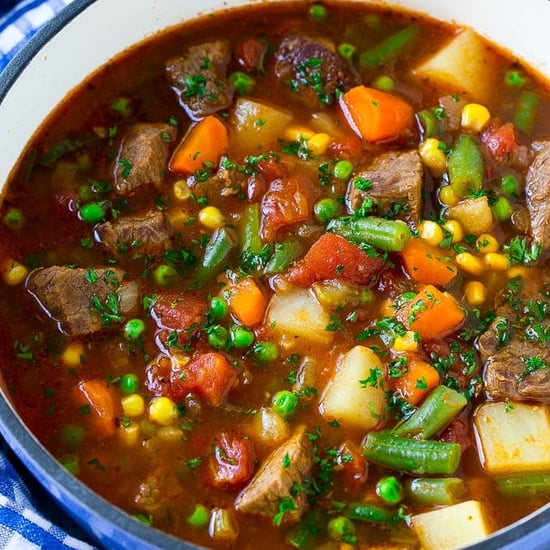 Kid-Friendly Slow Cooker Soup