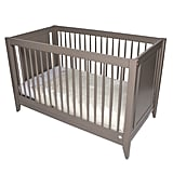The 4-in-1 Convertible Crib ($360), a collaboration with Babyletto, grows with your little one. It transforms from crib to a toddler bed — rail included — a day bed, and a full-size bed for big kids. It may be the only bed your tot will ever need.