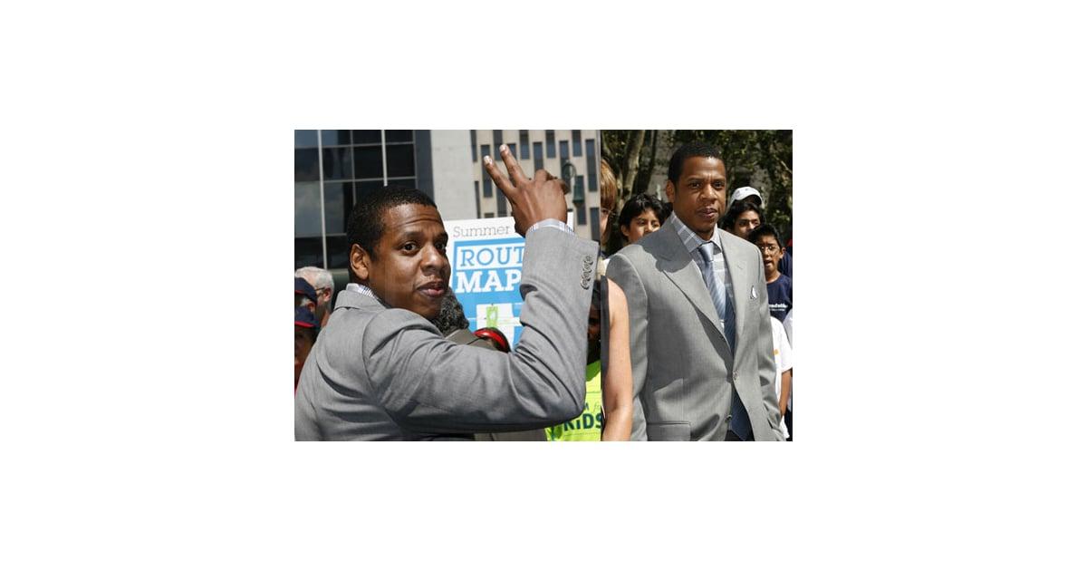 Mayors Wedding Rings 30 Spectacular Photos of Jay Z