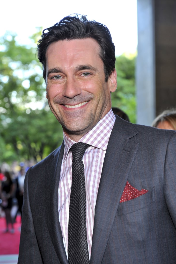 jon hamm on the red carpet megan fox pictures at. Black Bedroom Furniture Sets. Home Design Ideas
