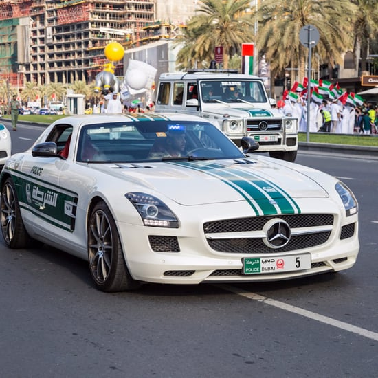 Road Safety Rules in Dubai
