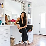 """""""A comforting home base is crucial for me,"""" admits Shay. """"There's nothing I love more after a 17-hour day on set or a long flight than walking through my front door, making a cup of tea, and snuggling up with some Netflix. My house keeps me grounded. Knowing what I have to look forward to at home allows me to be 'go, go, go!' the rest of the time."""" We may not be jetsetters like Shay, but we can completely relate!"""