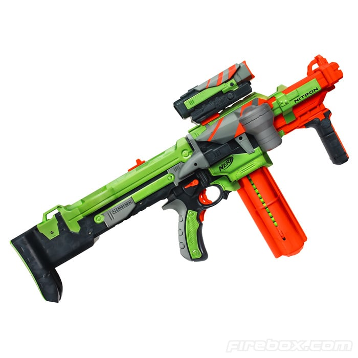 Will You Be Buying NERF's Vortex Nitron?