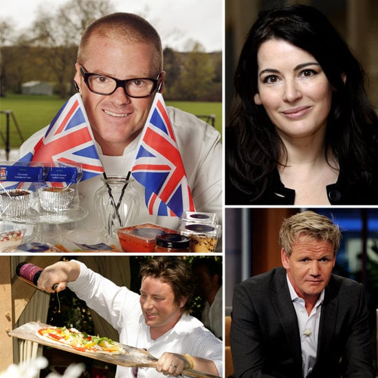 British Invasion: Our Favorite Chefs From the UK