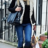 Pictures of Chelsy Davy in London Amid Prince Harry Reunion Rumours