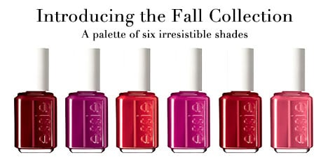Essie Fall Nail Polish Collection