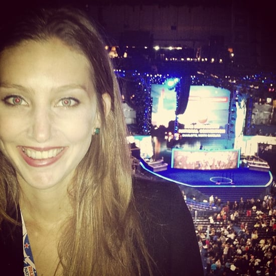 Democratic National Convention 2012 Instagram Pictures