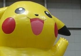 Pikachu's Playground